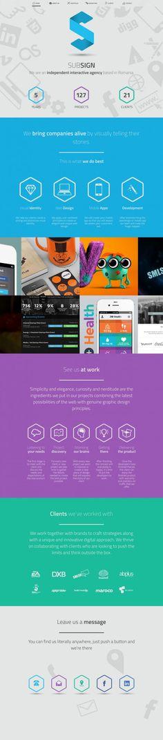 Subsign - Creative Agency