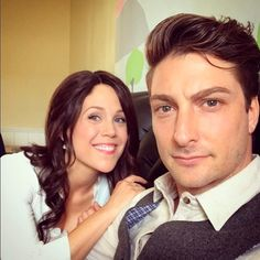 """9,279 Likes, 393 Comments - Daniel Lissing (@daniellissing) on Instagram: """"Look who I'm working with again for a little while... #hearties @erinkrakow"""""""
