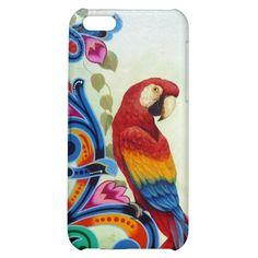 Parrot iPhone 5c case  #iphone #iphone5c