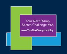 Sketch and Color Challenge #63 – More Inspiration   Your Next Stamp