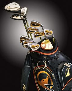 ♂ World's Most Expensive Golf Putters by Honma