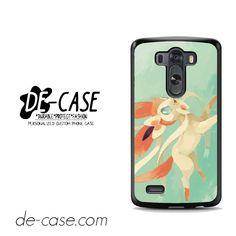 Pokemon Pokedex Sylveon For LG G3 Case Phone Case Gift Present YO