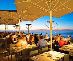 George's at the Cove. The food and the view are one of the best in La Jolla (San Diego) California