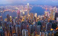 Ideal Location: Asia - China (Hong Kong), Japan (Tokyo or Kyoto)