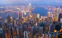 Hong Kong City Guide. I'll be there in 3 weeks!