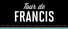 Tour de Francis - amateur cyclist vs Le Tour