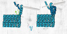 Αύξηση πόντων – Increasing stitches