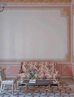 Francis Ford Coppola's Jacques Grange-designed Palazzo Margherita hotel