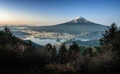 Dawn of Kawaguchiko