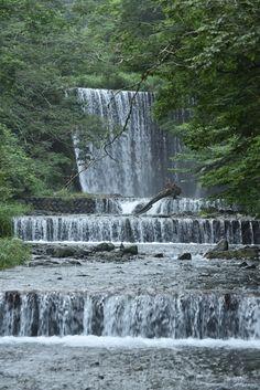 丹沢のふもと、滝沢園キャンプ場で一泊しました。涼しい日が続いていましたが、この日からまた夏が戻ってきました。滝沢園キャンプ場から水無川上流の Photography Portfolio, Waterfall, Outdoor, Outdoors, Waterfalls, Outdoor Games, The Great Outdoors