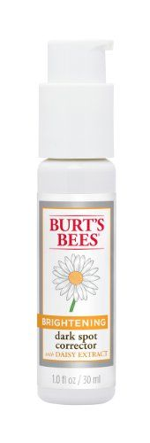 Pin for Later: A Broke Girl's Guide to Getting Rid of Hyperpigmentation Spot Treatment: Burt's Bees Dark Spot Corrector Burt's Bees, Dark Spot Remover For Face, Best Dark Spot Corrector, Dark Spots On Face, Brown Spots, Skin Care Routine For 20s, Skin Routine, Skincare Routine, Spot Treatment