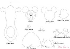 Risultati immagini per molde porta bombom mickey Mickey E Minnie Mouse, Fiesta Mickey Mouse, Candy Bouquet Diy, Simple Birthday Cards, Mickey Birthday, Pink Art, Disney Diy, Mouse Parties, Minne