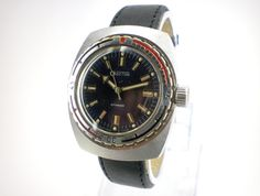 Vintage Wostok mechanical watch from Soviet/Ussr by WatchForLife, $41.00