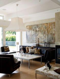 Interior Design Project - Living Room