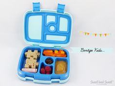 Bentgo Kids - Puzzle Lunch | blog | Sweet and Sweet