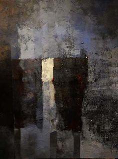 dark color inspiration // Michel Savattier