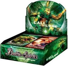 Battle Spirits CCG: Call of the Core Booster Pack *** This is an Amazon Affiliate link. Visit the image link more details.