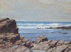 Jeanette Horn - Seascape