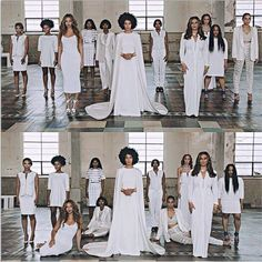 Solange's wedding pics in New Orleans gorgess