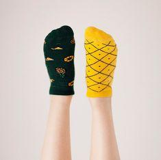 Pineapples Low Socks | women socks | colorful socks | summer socks | mens socks…