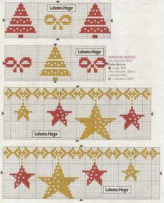 Christmas cross stitch.
