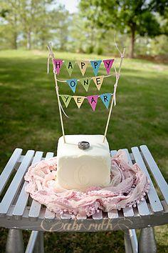 wedding rings with cake; photo shoot ~ whitney & chancy one year anniversary portraits » Abi Ruth