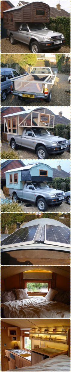 How To Build Your Truck Camper