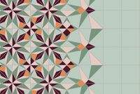 GRENAT - Anne DERIAN . Mosaic Artist