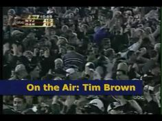 Tim Brown on The New ND Nation Show. The 1987 Heisman Winner talks about life at ND, his playing career, and what's going on in Oakland with the Raiders. Video includes highlights and pictures from his college and pro football playing career.