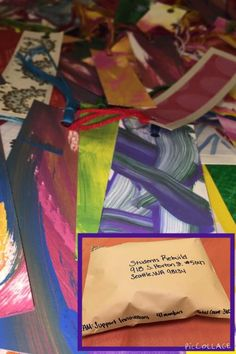 Bookmarks and their packaging by Support Innovations