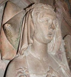 Queen Anna of Hapsburg 1281 Switzerland Basel Münster, detalle Basel, Spanish Netherlands, Early Middle Ages, Medieval Fashion, Effigy, European History, 14th Century, Roman Empire, Headgear