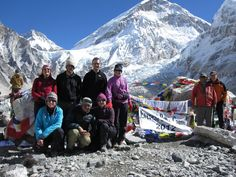 Trekking in Nepal - Everest the Hard Way with KE Adventure Travel