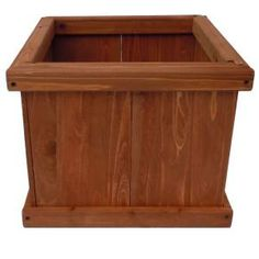 Blue Marble Designs Demi Small Planter Box-DISCONTINUED-100145 at The Home Depot