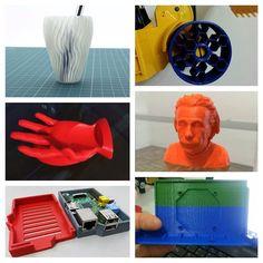 Algumas peças de alguns de nossos clientes a impressão 3D a cada dia surpreendendo mais as pessoas.... #3dprinting #3dLab #3dprint #printing #printers #makers #design #designer #thingiverse #pla #filament #filamento #impressao3d #impressora3d by 3dlab_brasil