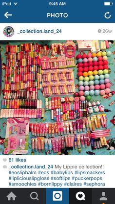 Chapstick Lip Balm, Eos Lip Balm, Lip Balms, Clown Makeup, Makeup Geek, Skin Makeup, Clear Lip Gloss, Beauty Brushes, Baby Lips