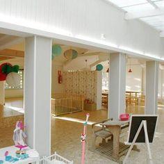 Cafetería con Niños Littleland en Vigo