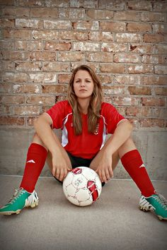 Senior soccer picture  Photo credit: Abigail Shelhamer
