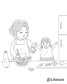 15 Heartwarming Illustrations To Show No One Will Ever Love You Like Your Mom Does