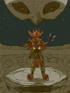 Majora`s Mask