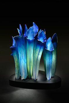 """*Art Glass - """"Carnivorous"""" by Jason Gamrath"""