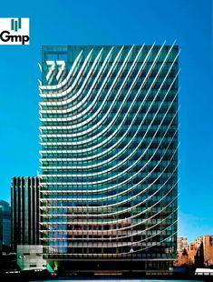 Castellana 77, una referencia en el paisaje urbano de #Madrid #oficinas #edificio #arquitectura #empresas