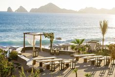 THE BAJA CALIFORNIA SURPENINSULA is bustling with hotel activity these days and we couldn't be happier to see more luxury properties lining the Los Cabos corridor! Particularly when luxury and style marry so beautifully in the modern boutique resortThe Cape, a Thompson Hotel. Nestledon Playa Monumentoin Cabo San Lucas, The Cape brings a sexy new …