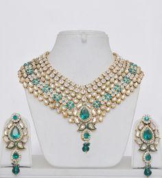 Latest Kundan Jewelry