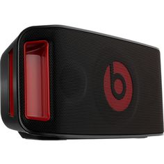 Beats by Dre Beatbox Portable Speaker ($320) ❤ liked on Polyvore