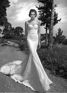 Nice Inbal Dror BR Size Used Wedding Dresses