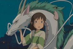 This was really interesting! Even more reasons to love Miyazaki. =)   15 Fascinating Facts About 'Spirited Away'