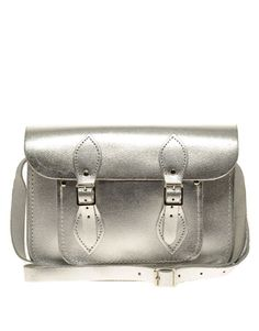 Spring Trend You Can Wear Now: Futuristic Metallic Accessories