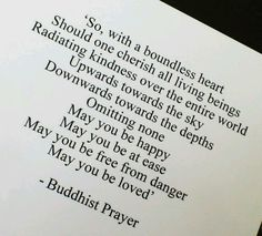 Buddhist Prayer Very beautiful