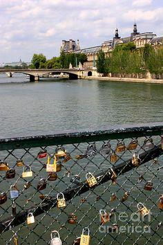Locks Of Love, Paris, France