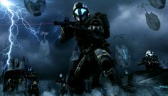 ODST - Death from above.